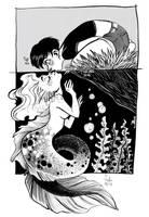 unexpected kiss by Fukari