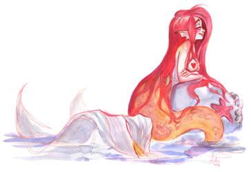 mermaid by Fukari