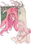 sketch page by Fukari