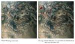 Jupiter's North Pole shapes by Silver-Iruka