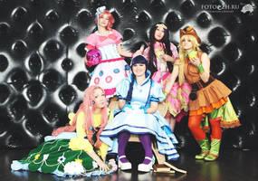 My Little Pony: Friendship is Magic by Asterateya