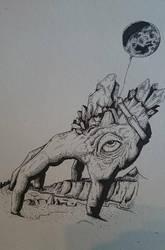 hand of judgement by davesharp87