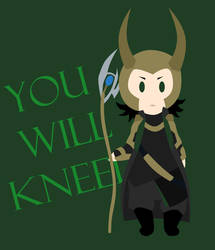 You Will Kneel by brokenwinges