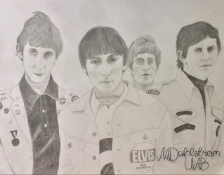 The Who by UtterlyAbsurdBella