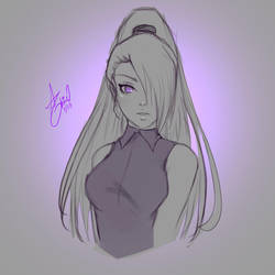 ino sketch by Ghinarts