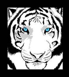 Siberian Tiger by Herahkti