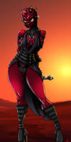 SW Vixen Maul by bigMdesign