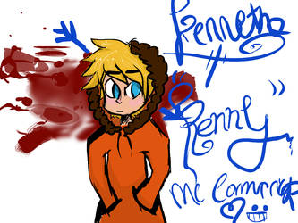 oh no kenny by NyancatXD45