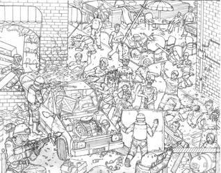 Zombie Outbreak by zulu-eos