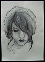 Fashion portrait by Renny222