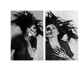 Squelette II. by Renny222