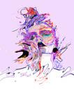 Illustration -Splash by Renny222
