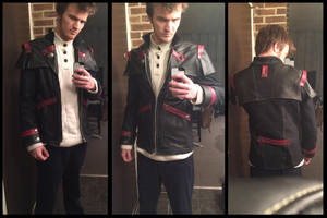 AC Rogue - Otso Berg cosplay jacket by TimeyWimey-007