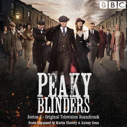 Peaky Blinders soundtrack album cover season 4 by TimeyWimey-007