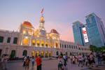 Saigon City Hall by josephacheng