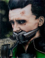Loki by jointshadow