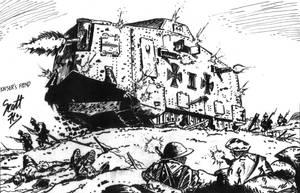 Kaiser's fiend by jeenhoong