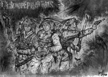 False Hope Command Platoon by jeenhoong