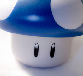 Magic Mushroom by MissesCoffee