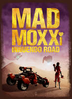 Mad Moxxi Innuendo Road by steevinlove