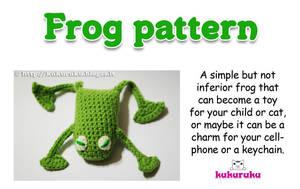 Frog pattern by tati000