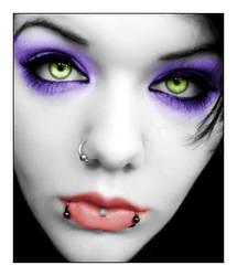 Make-up by rippedangel101