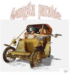 Gangsta Paradise by CrazyDwarf