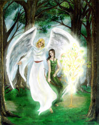 Guardian Angel by DreamAciubel