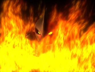Dex the demon of power by Seb-Artz