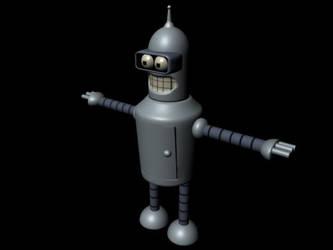 Bender by Seb-Artz