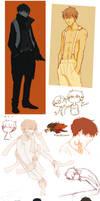 DPR: DoodleDump 5 by Karadavre
