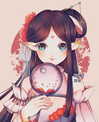 [C] Xiao Yue by Lilenee0