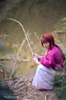 Rurouni Kenshin: A Brief Respite by mrdustinn