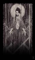 Queen of Shadows by Xatchett