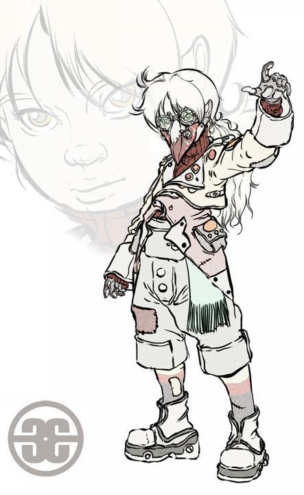 UC character design 1 by Xatchett