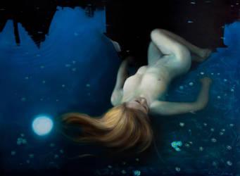 Ophelia by Jean-PierreLeclercq