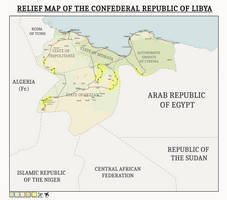 The Confederal Republic of Libya by KitFisto1997