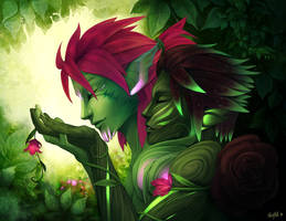 Overgrowth by darchala
