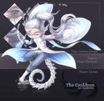 [The Cauldron] Water Elemental Stage 1 by Dx33x