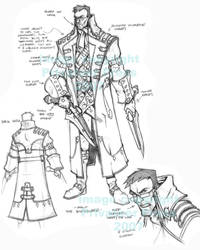 Holt - The Bodyguard by cwalton73