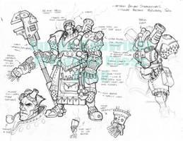 Captain Arlan Strangewayes by cwalton73