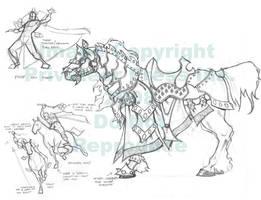 High Exemplar Gravus' Horse by cwalton73