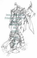 Skorne Cyclops by cwalton73