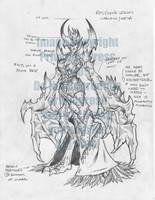 Absylonia Legion Warlock by cwalton73
