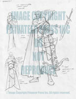 Mage Hunter Strike Team Leader by cwalton73