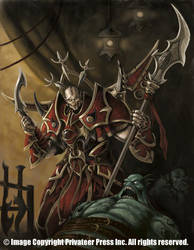 Lord Tyrant Hexeris by cwalton73