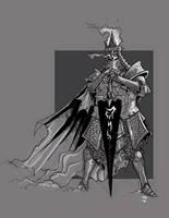 Death Knight by cwalton73