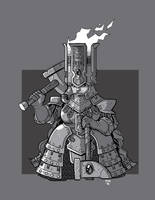 Dwarf Forge Mother by cwalton73