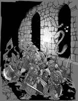 Dungeon Explorers by cwalton73