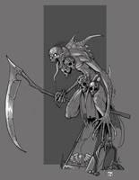 Ghoul King by cwalton73